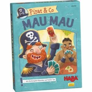 Haba kaartspel Pirat & Co Mau Mau (DU)