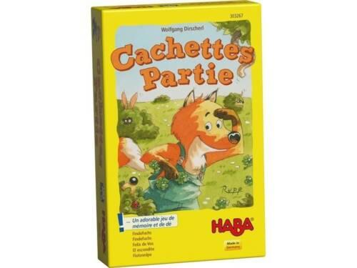 Haba kinderspel Cachettes Partie (FR)