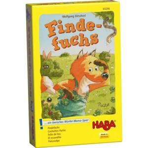 Haba kinderspel Finde Fuchs (DU)