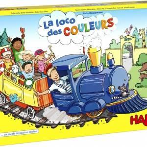 Haba kinderspel La Loco des Couleurs (FR)