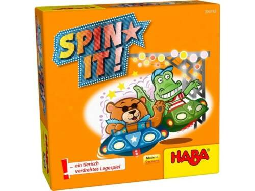 Haba kinderspel Spin it! (DU)