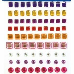 Haza Original knutselset Create It Diamantjes Mix 90 stuks