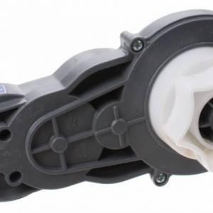 Injusa transmissiemotor Gear Box 20 cm staal/kunststof grjis