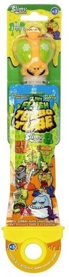 Joker Entertainment Slimy Squeezy Turbo Tube Beestitch geel/groen