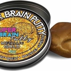 Joker Entertainment Super Metallic Brain Putty goud