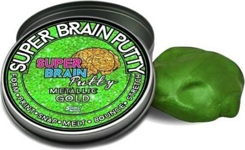 Joker Entertainment Super Metallic Brain Putty groen