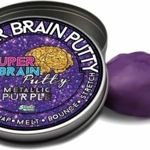 Joker Entertainment Super Metallic Brain Putty paars