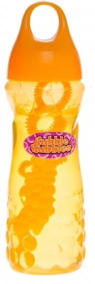 LG Imports bellenblaas Bubble Bubbles oranje 100 ml