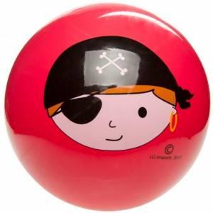 LG Imports speelbal piraat rood maat 5