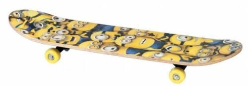 Minions skateboard 79 cm geel