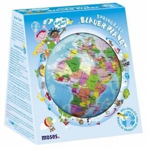 Moses bal Wereldbol 15 cm