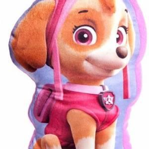 Nickelodeon Paw Patrol kussen 30 cm roze