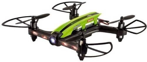 Ninco quadcopter Air Tornado groen/zwart 14 cm