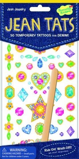 Peaceable kingdom Jeans Tattoos Juwelen