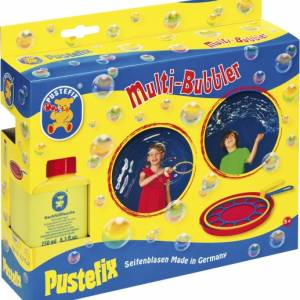 Pustefix Bellenblaasring: Multi Bubbler