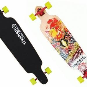 Tempish Crazy Longboard 101 x 25