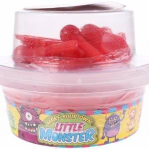 Toi Toys monster box klei rood 9 delig
