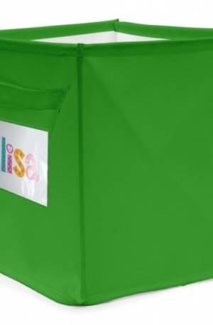 Achoka persoonlijke opbergbox 22 liter groen