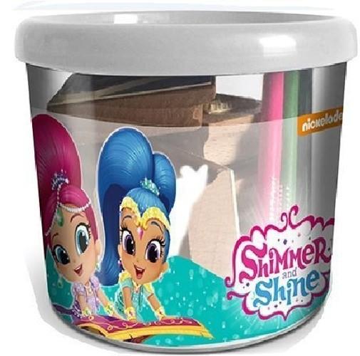 Multiprint kleurset Shimmer & Shine 13 delig