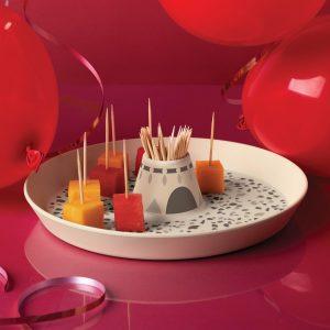 Hét perfecte Cadeau -  Tipi Snackschaaltje