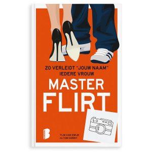 Hét perfecte Cadeau -  Boek met naam en foto – Masterflirt (Softcover)