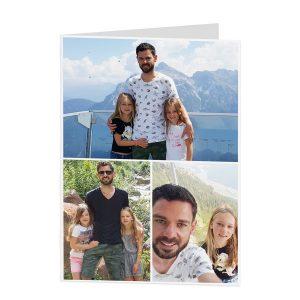 Hét perfecte Cadeau -  Fotokaarten maken – XL – Staand