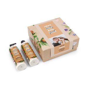 Hét perfecte Cadeau -  Love, Beauty & Planet geschenkset maken – Shea Butter & Sandalwood Oil