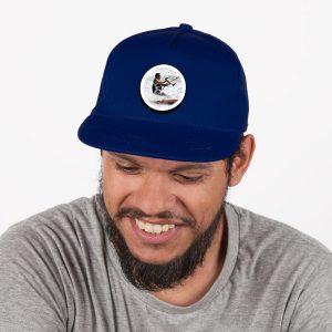 Hét perfecte Cadeau -  Baseball cap bedrukken – Navy