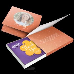 Hét perfecte Cadeau -  Milka giftbox bedrukken – Algemeen – 110 gram