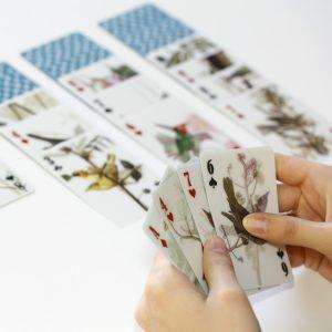 Hét perfecte Cadeau -  3D Speelkaarten – Vogels
