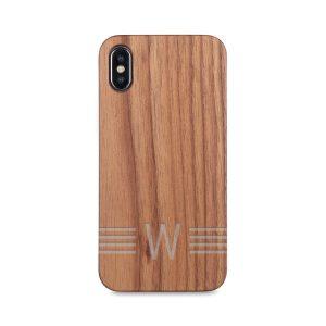 Hét perfecte Cadeau -  Houten telefoonhoesje graveren – iPhone X