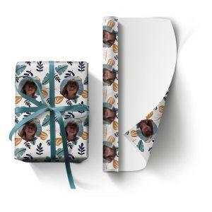 Hét perfecte Cadeau -  Gepersonaliseerd cadeaupapier