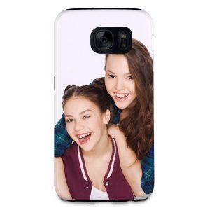 Hét perfecte Cadeau -  Telefoonhoesje bedrukken – Samsung Galaxy S7 (Tough case)