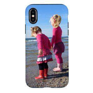 Hét perfecte Cadeau -  Telefoonhoesje bedrukken – iPhone X (Tough case)