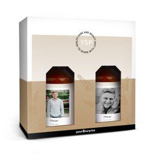 Hét perfecte Cadeau -  YourSurprise – Verzorgingspakket – Man