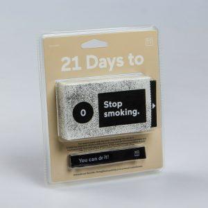 Hét perfecte Cadeau -  21 Day Challenge – Stoppen Met Roken